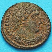 Константин II 330-336 год. Римская империя, фолис №3