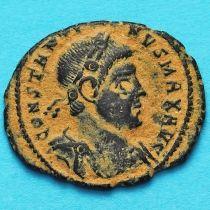 Константин I Великий 330-336 год. Римская империя, фоллис