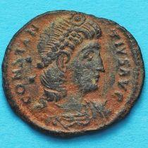 Констанций II, фоллис 337-342 год. Римская империя, №2