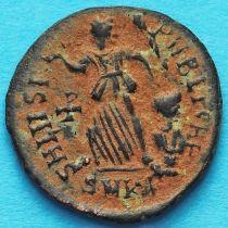 Феодосий I 383-394 год. Римская империя, фоллис №3