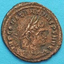 Константин I, Великий, фоллис 313-319 год. Сол. №5