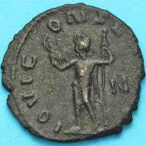 Галлиен,  антониниан, 260-268 год. Римская империя, Юпитер №2