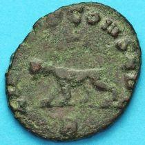 Галлиен,  антониниан, 260-268 год. Римская империя, Пума.