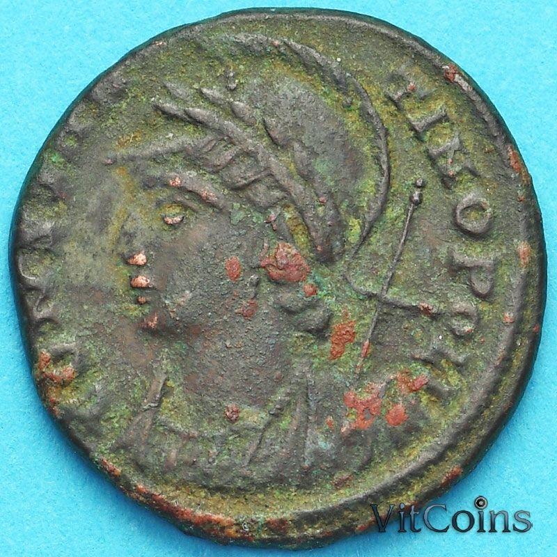 Монета Римская империя, Константин I Великий, основание Константинополя.