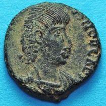 Констанций Галл, фоллис 351-354 год. Римская империя,