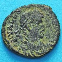 Валент 364-378 год. Римская империя, фоллис