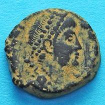 Валент 364-378 год. Римская империя, фоллис №3