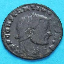 Константин I Великий 306-337 год. Римская империя, фоллис №2