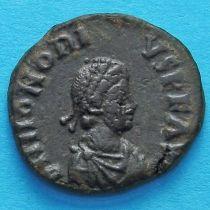 Гонорий, фоллис 395-401 год. Римская империя, №2