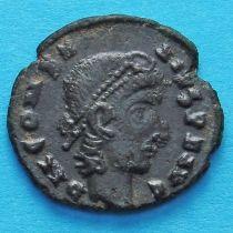 Константин II 347-348 год. Римская империя, фолис
