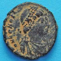 Гонорий, фоллис 395-401 год. Римская империя, №4