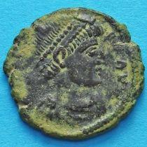 Валент 364-378 год. Император с пленником. Римская империя, №4