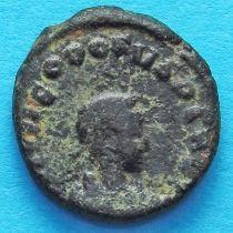 Феодосий II 425-435 год. Римская империя, фоллис №2