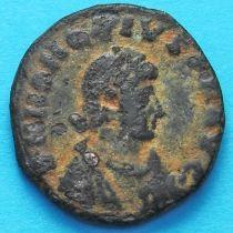 Гонорий, фоллис 395-423 год. Римская империя, АЕ2 №2