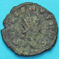 Клавдий II,  антониниан, 268-270 год. Римская империя, Марс.