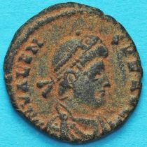 Валент 364-378 год. Римская империя, фоллис №4