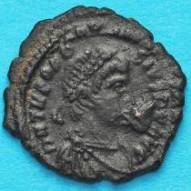 Феодосий II 423-425 год. Римская империя, фоллис