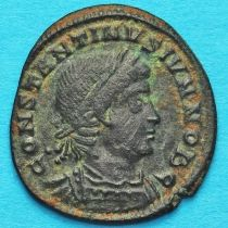Константин II 330-336 год. Римская империя, фолис