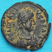 Аркадий, фоллис 406-408 год. Римская империя,  №2