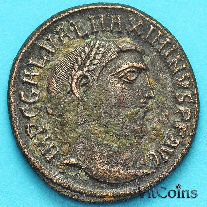 Монета Римская империя, нумий Максимиан Геркулий 286-310 год. Геркулес.