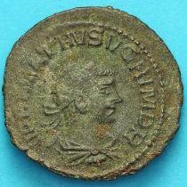 Аврелиан и Вабалат 271-272 год. Римская империя, Пальмира.