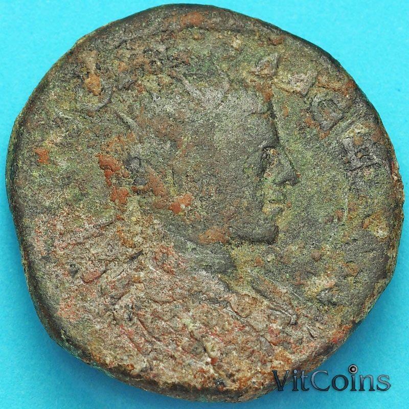Монета Рим, провинция Кападокия, Александр Север 225-226 год.