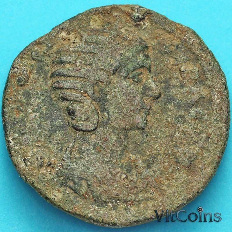 Монета Рим, провинция Сирия, Геренния Этрусцилла  249-251 год.№2