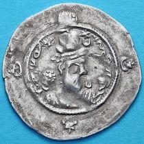 Сасаниды, драхма Хосров II 590-628 год.