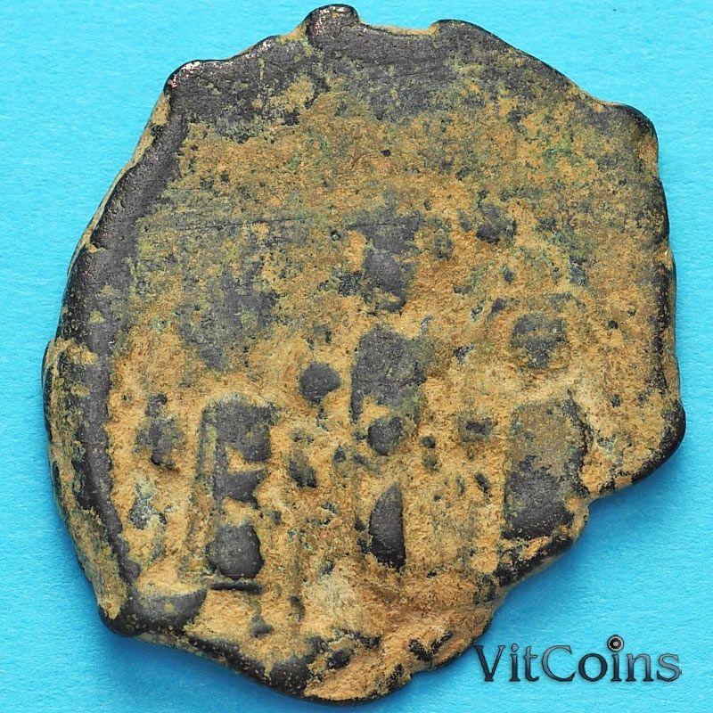 Византия фоллис Ираклий, Ираклий Константин и Мартина 610-641 год. №4