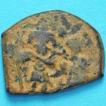Византия фоллис Ираклий, Ираклий Константин 610-641 год. №10