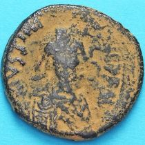 Византия 40 нуммий Юстиниан I 527-532 год. №15