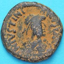 Византия 40 нуммий Юстиниан I 527-532 год. №16