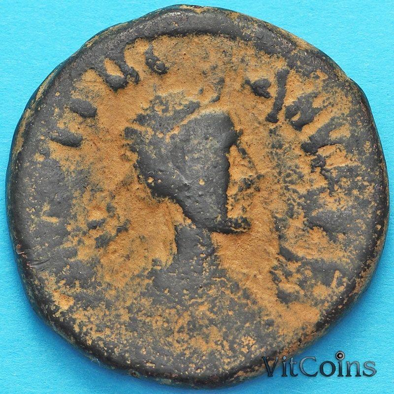 Византия 40 нуммий Юстин 518-527 год. №13
