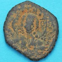 Византия анонимный фолис, Иисус. Роман III Аргир 1028-1034 год. №14