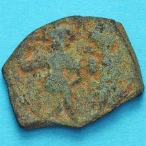 Византия фоллис Ираклий, Ираклий Константин 610-641 год. №5