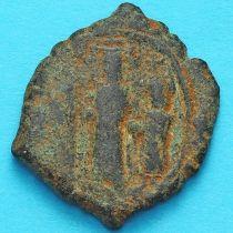 Византия фоллис Ираклий, Ираклий Константин и Мартина 610-641 год. №2