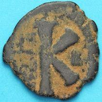 Византия 20 нумий Юстиниан 527-565 год