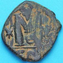 Византия 40 нуммий Юстин 518-527 год. №16