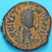 Византия 40 нуммий Юстин 518-527 год. №14