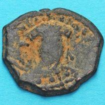 Византия фоллис Михаил VII Дука 1071-1078 год.