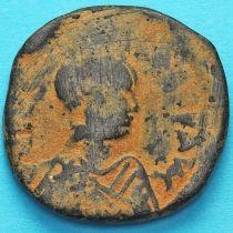 Византия 40 нуммий Юстин 518-527 год. №5