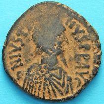 Византия 40 нуммий Юстин 518-527 год. №9