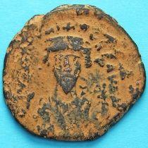 Византия 40 нуммий Фока 602-610 год. №2