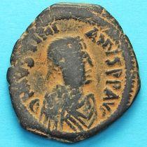 Византия 40 нуммий Юстиниан I 527-532 год. №6