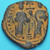 Византия фоллис Константин X Дука 1059-1067 год. №2