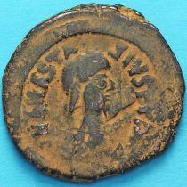 Византия 40 нуммий Анастасий I, 512-517 год. №2