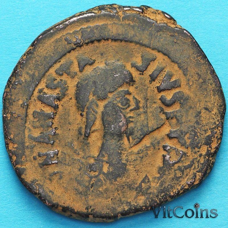 Византия монета 40 нуммий Анастасий I, 512-517 год. №2