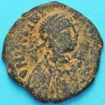 Византия 40 нуммий Юстиниан I 527-532 год. №2