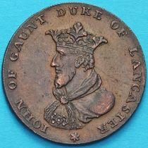 Великобритания, Ланкастер 1/2 пенни 1794 год. Токен.