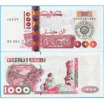 Алжир 1000 динар 2005 год. Юбилейная